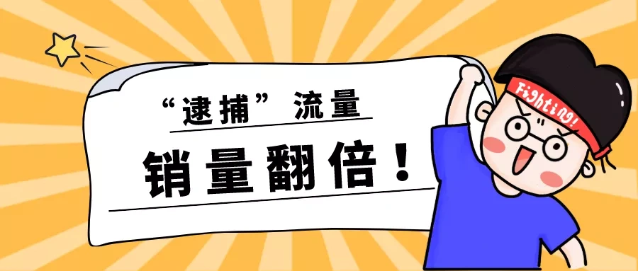 """""""逮捕""""流量!优化listing详情,使销售量翻倍!"""